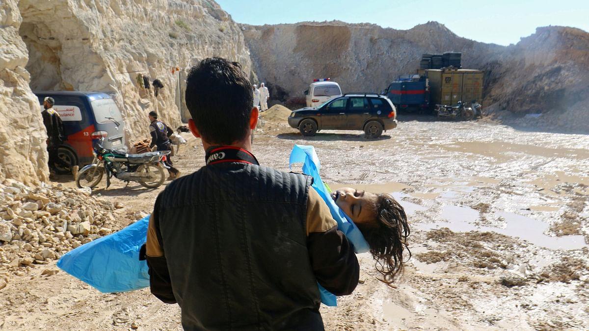 امریکی حملہ اور شام کی خانہ جنگی