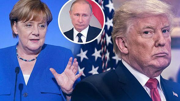 امریکہ و جرمنی روس سے تعلقات کی بحالی کے خواہاں