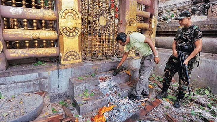 مہابودھی مندر دھماکے میں حیدر علی سمیت پانچ مجرم قرار