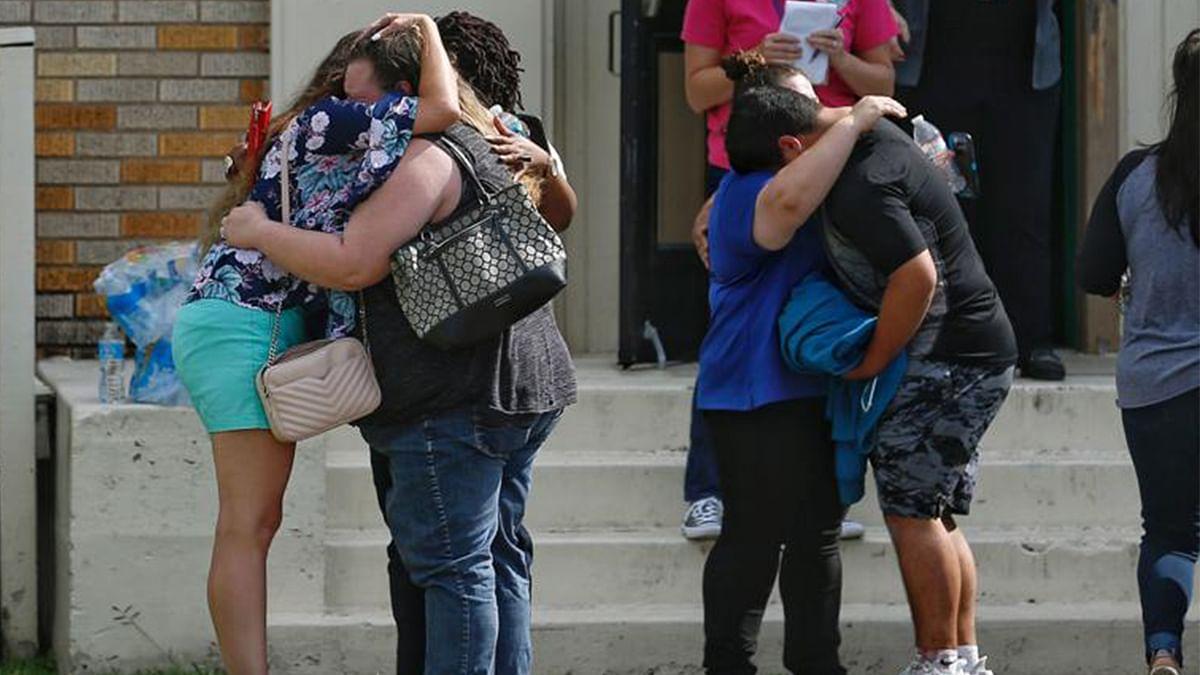 امریکی اسکول میں فائرنگ، دس ہلاک