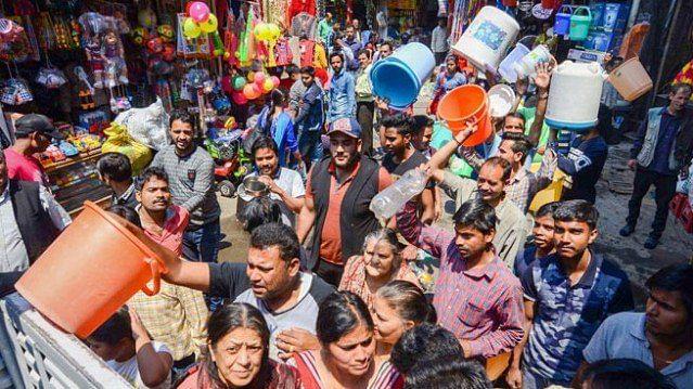شملہ میں پانی کا سنگین بحران، مقامی باشندوں نے سیاحوں کو آنے سے منع کیا