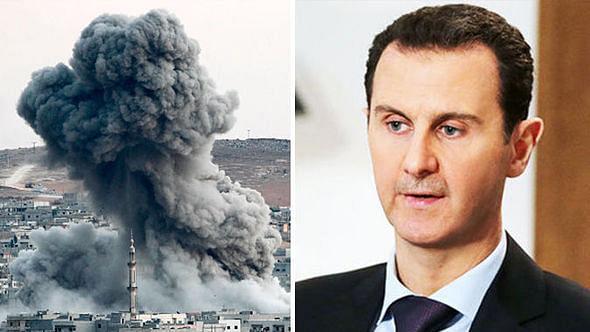 امریکہ کا شام پر تازہ فضائی حملہ، 12 افراد ہلاک