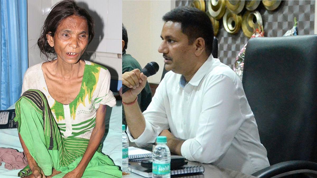 مرادآباد: ضلع مجسٹریٹ سے مدد مانگنے پہنچی مسلم خاتون کو دیا گیا دھکا، ہوئی بیہوش