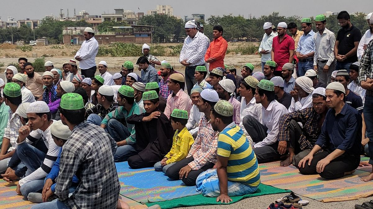 گروگرام: کھلے میں نماز کے خلاف ہندو تنظیم کی بھوک ہڑتال کی دھمکی
