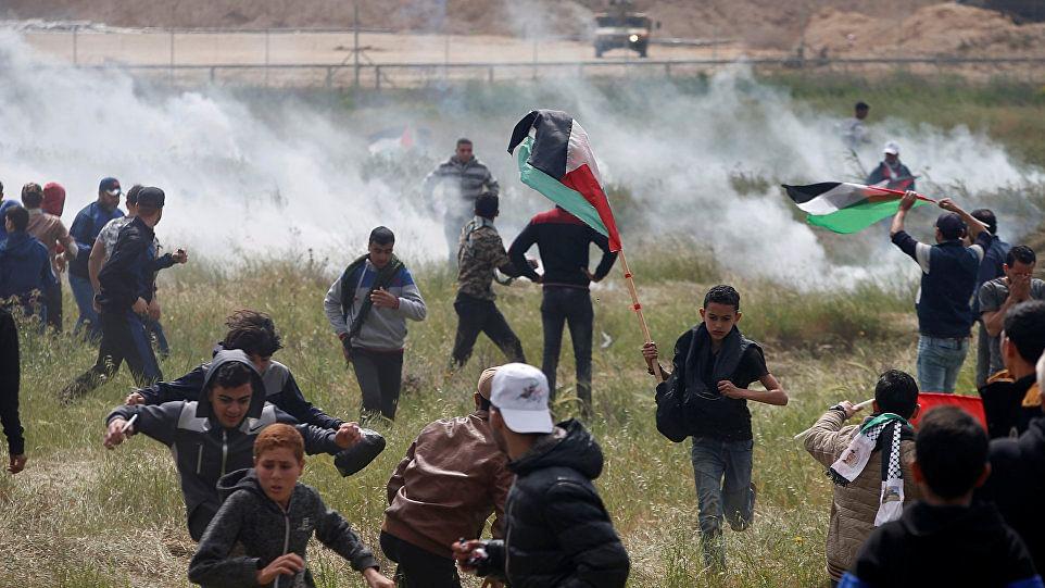 اسرائیلی فوج کی فائرنگ میں مزید 3 فلسطینی ہلاک