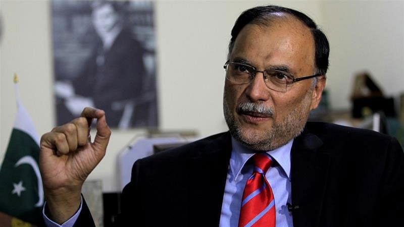 پاکستان کے وزیر داخلہ پر قاتلانہ حملہ