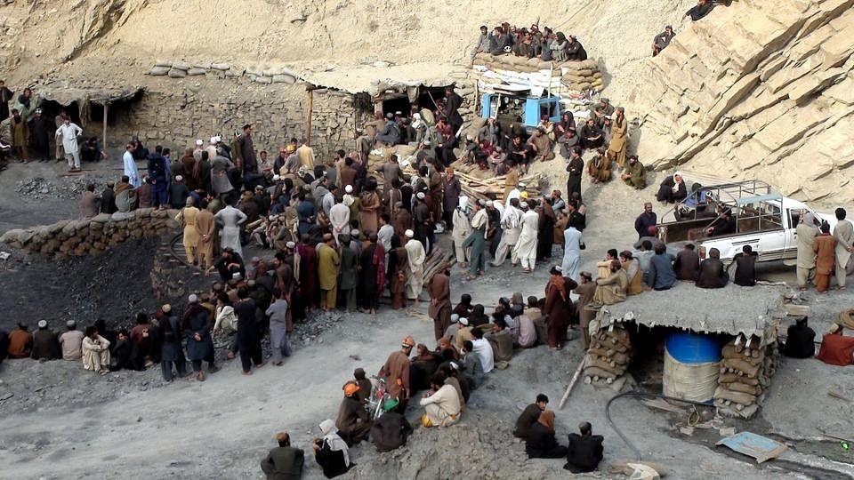 پاکستان: کوئلہ کانوں میں دھماکے، 23 افراد ہلاک