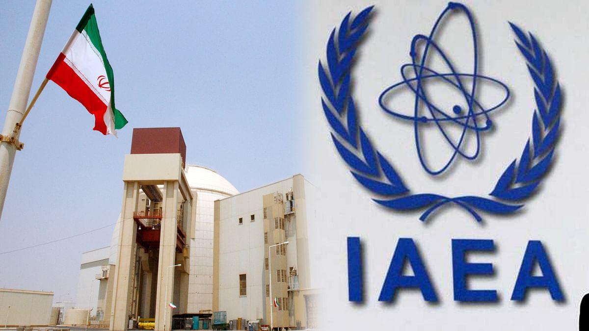ایران میں جوہری پروگرام کی سرگرمیوں کا کوئی اشارہ نہیں: رپورٹ