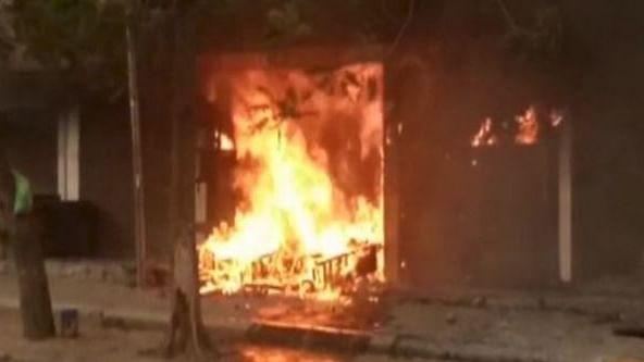 اورنگ آباد: تشدد برپا کرنے والوں کا ساتھ دے رہی تھی پولس!