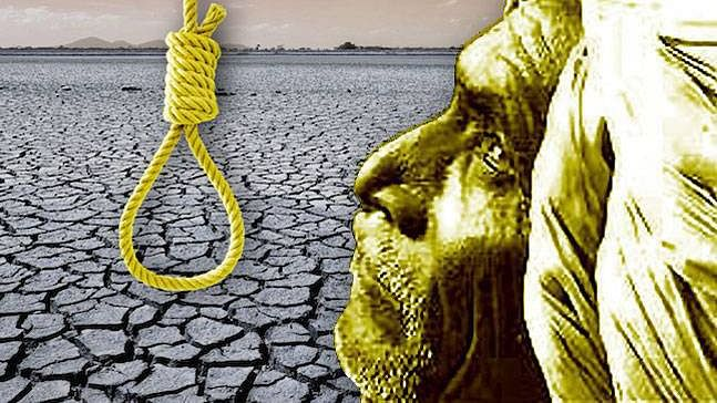 دو سال سے مودی حکومت کسانوں کی خودکشی کا ڈاٹا جاری نہیں کر رہی