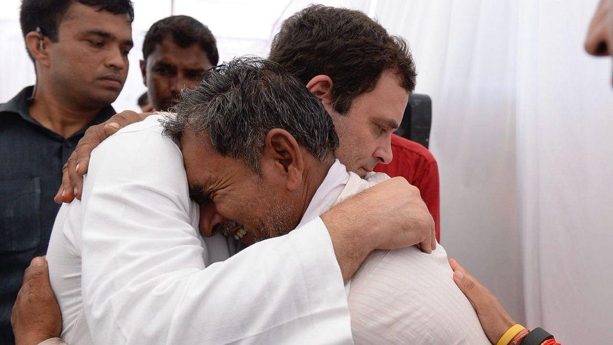 مندسور قتل عام برسی LIVE : راہل نے کسانوں کے حق کی لڑائی لڑنے کا کیا اعلان