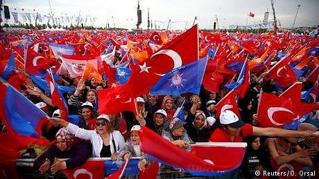 کیا ترک انتخابات ایک نئی قوم کو جنم دیں گے؟، انتخاب آج