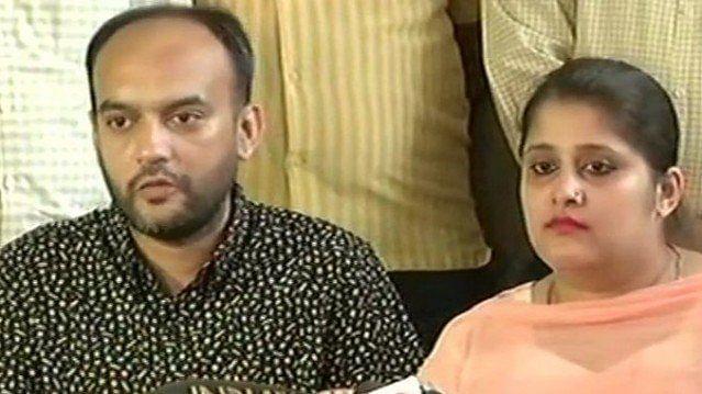 پہلےمذہب کے نام پر ہندو مسلم جوڑے کی توہین، پھر پاسپورٹ جاری کیا