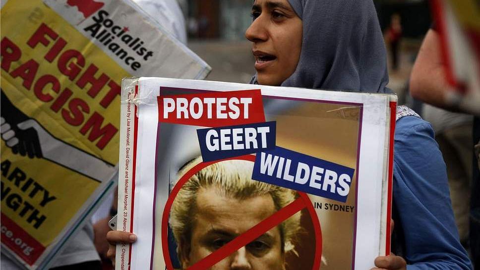 نیدرلینڈ میں  اسلام مخالف گستاخانہ کارٹون  مقابلہ  کرانے کا اعلان