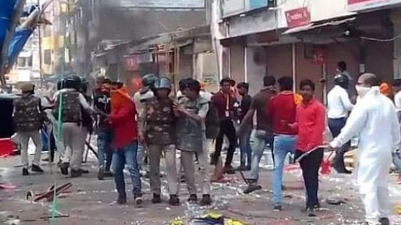 مدھیہ پردیش: شاجاپور میں دو فرقوں کے درمیان پرتشدد جھڑپیں, دفعہ 144 نافذ