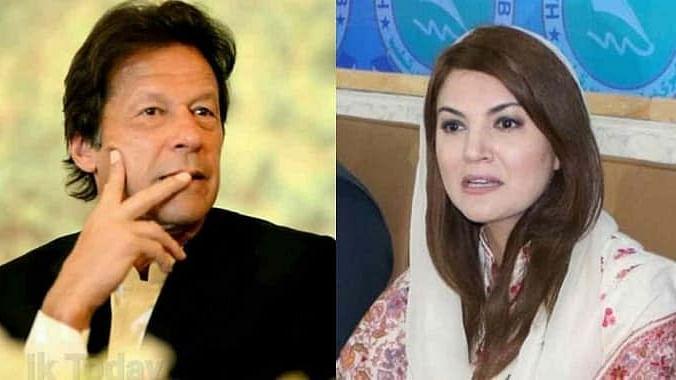 'میں نے شہباز سے کوئی پیسہ نہیں لیا': عمران خان کی سابقہ بیوی کا انکشاف
