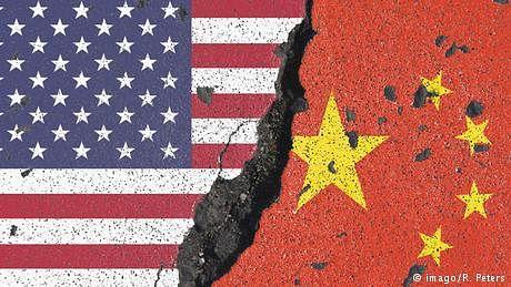 امريکا اور چين کے مابين تجارتی جنگ شروع