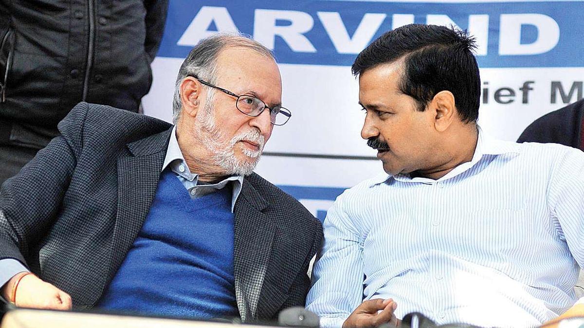 دہلی میں حکومت کا مطلب لیفٹیننٹ گورنر! راجدھانی میں متنازعہ قانون کا اطلاق
