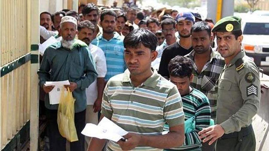 سعودی عرب سے 15 ماہ میں 7.2 لاکھ غیر ملکی ملازمین کی چھٹی