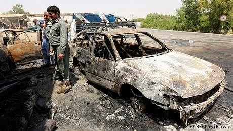 افغانستان میں بم دھماکے میں ہلاک ہونے والوں کی تعداد 30 ہوئی، 70 زخمی