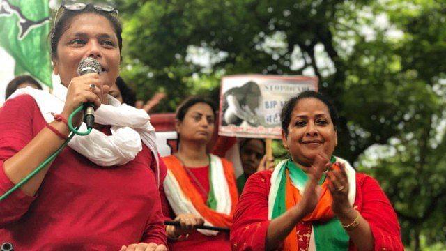 مودی حکومت نے ہندوستانی خواتین کو ہر سطح پر دھوکہ دیا: سشمتا دیو