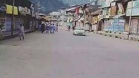 جموں و کشمیر: کپواڑہ میں کمسن لڑکے کی پراسرار موت کے خلاف ہڑتال