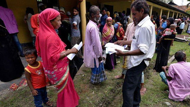 آسام: این آر سی فہرست سے باہر ہوئے لوگ بھی ڈال سکیں گے ووٹ، انتخابی کمیشن کا فیصلہ!