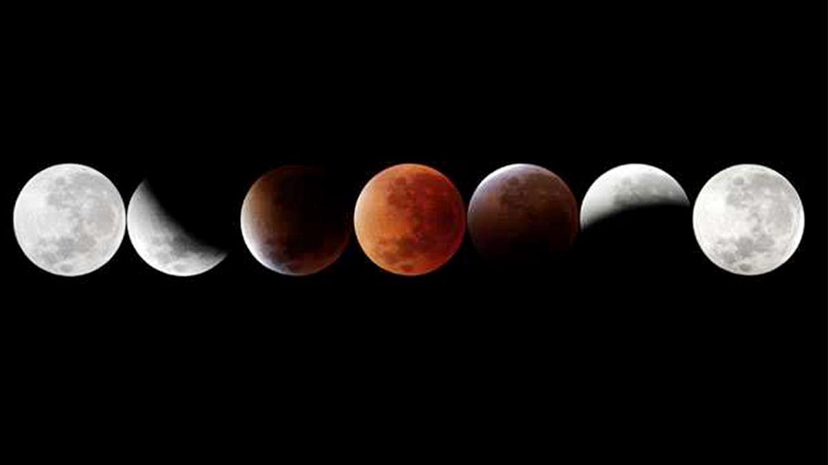 صدی کا طویل ترین مکمل چاند گہن آج، جانیے کیا ہے چاند گہن؟