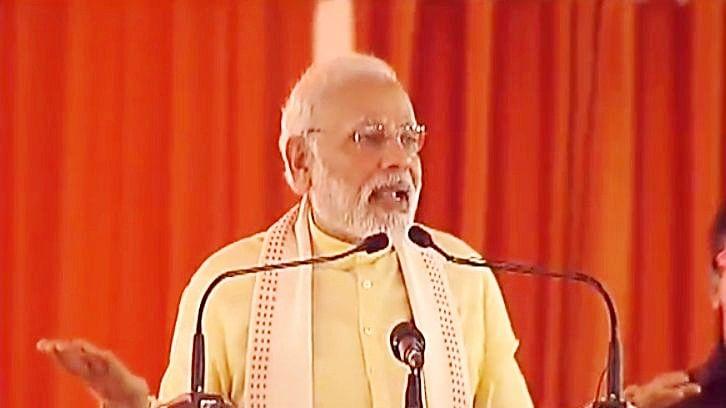 وزیر اعظم نے یوگی راج میں فرضی انکاؤنٹر پر مہر لگائی