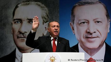 امریکا نے ترکی کو پادری کی رہائی کے لیے ڈیڈلائن دی: ایردوگان