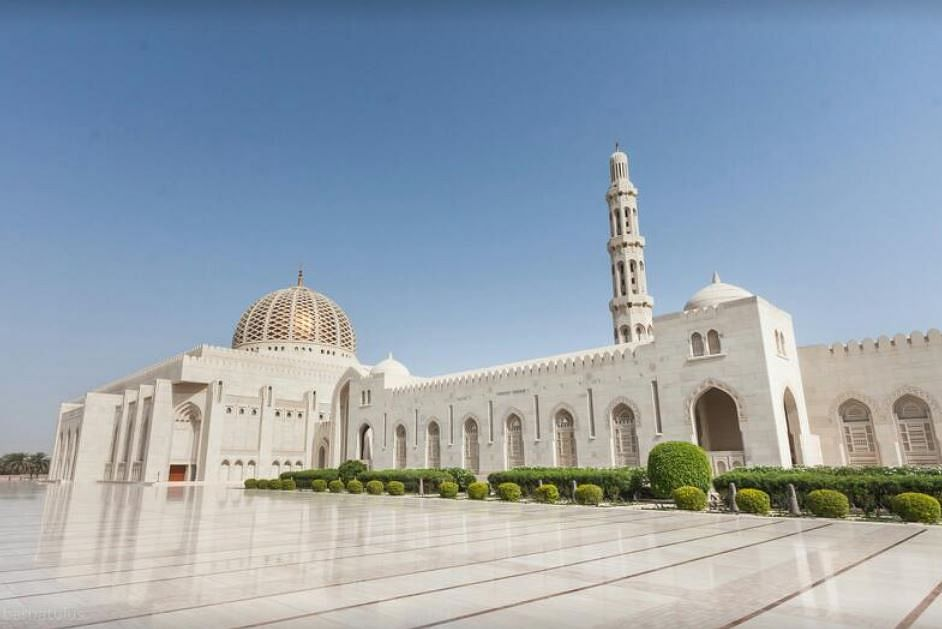 سلطان قابوس مسجد
