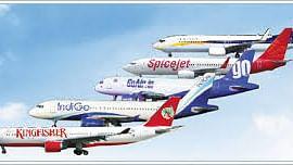 سستے کرایوں اور مہنگے تیل کے باعث ہندوستانی ایئر لائنز بند ہونے کے کگار پر