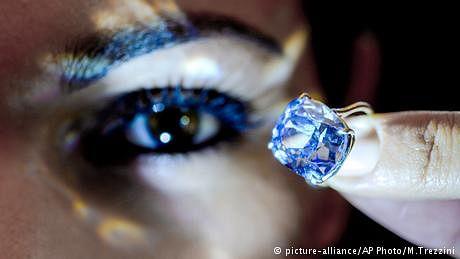 نیلا ہیرا، زمین کا سب سے گہرا راز