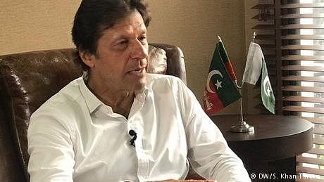 عمران خان کا امریکا سے زیادہ 'قابل اعتماد' تعلقات کا مطالبہ