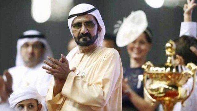مودی حکومت پر دبئی کے سلطان کا طنز!