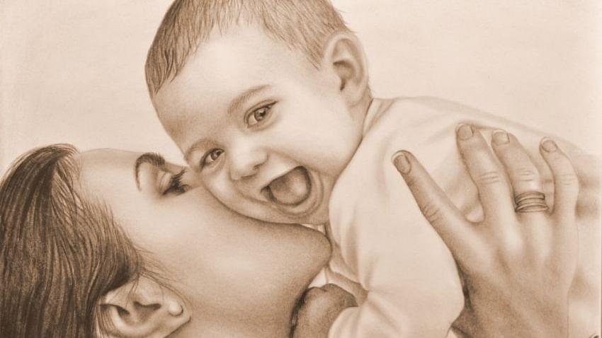شوہرکی موت کے 3 سال بعد بچے کی پیدائش