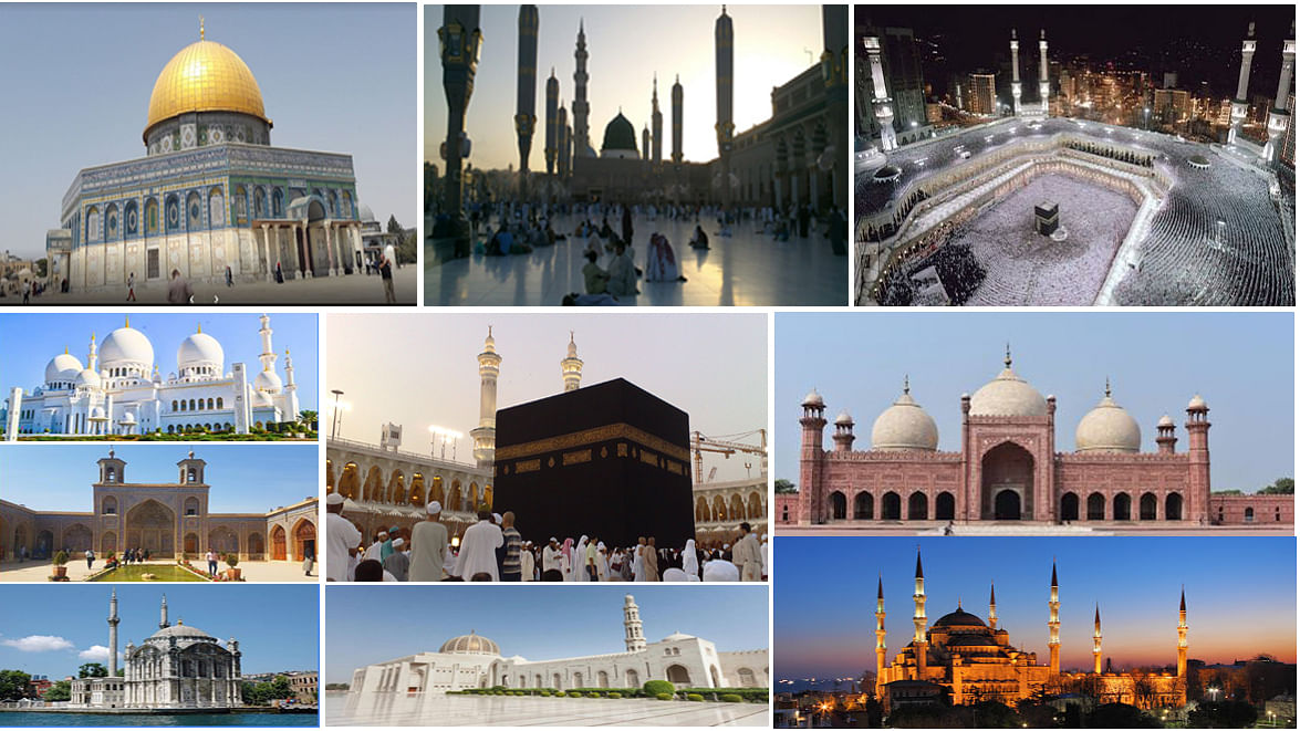 دنیا کی چند اہم اور خوبصورت مساجد