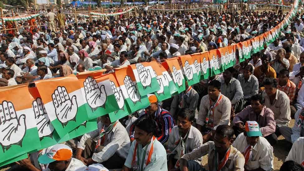 راجستھان، ایم پی اور چھتیس گڑھ میں بی جے پی کو شکست، کانگریس کو واضح اکثریت:سروے