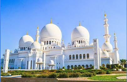 شیخ زائد مسجد