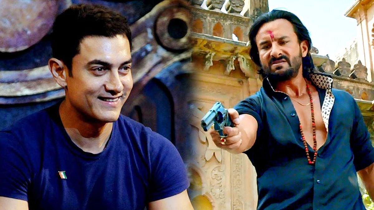 عامر خان کی خواہش تھی کہ 'لنگڑا تیاگی' کا کردار وہ ادا کریں!