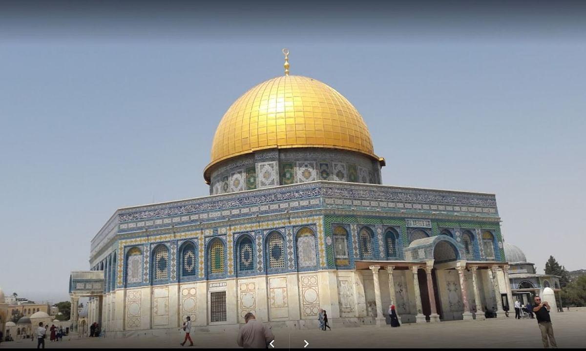الاقصیٰ مسجد(بیت المقدس)