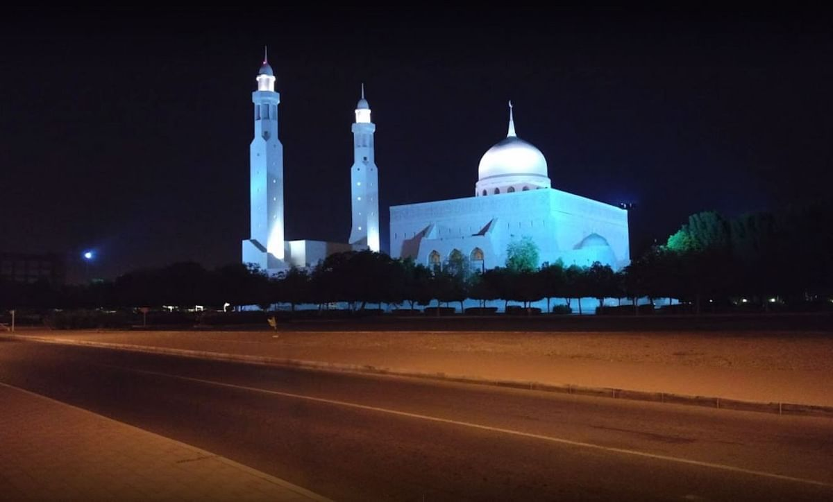 میزون مسجد، عمان
