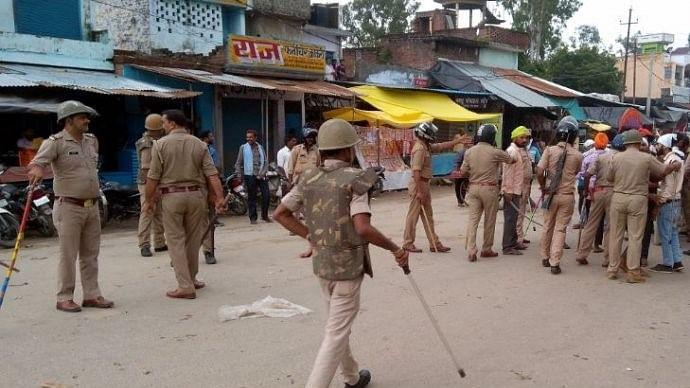 شاہجہاں پور میں راکھی کے موقع پر ہندوؤں و سکھوں کے بیچ  فساد