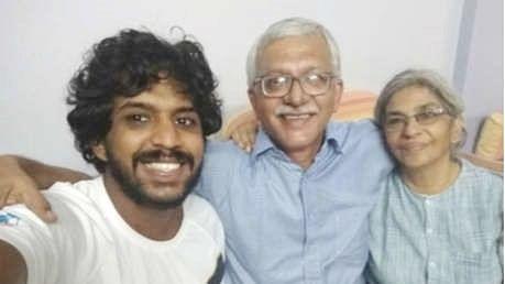 'مجھے فخر ہے کہ میں سیاسی قیدی کا بیٹا ہوں'... ورنون گونزالویس کے بیٹے کا بیان