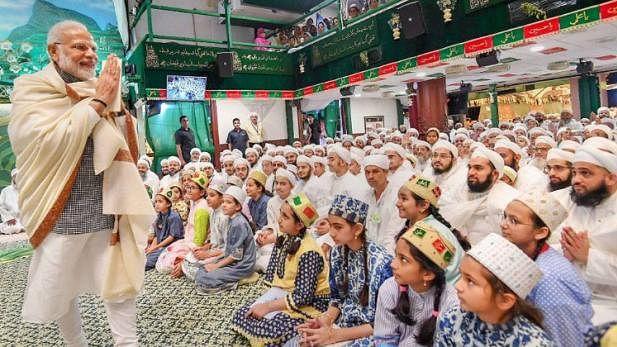 شیعہ بحیثیت مجموعی بی جے پی کے ساتھ نہیں