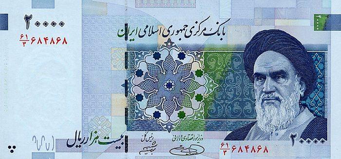 ایرانی کرنسی کا سنگین بحران، ایک ڈالر کی قیمت 1.28 لاکھ ریال