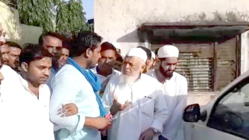 بھیم آرمی سربراہ چندر شیکھر کی مولانا ارشد مدنی سے ملاقات، سیاسی ہلچل عروج پر