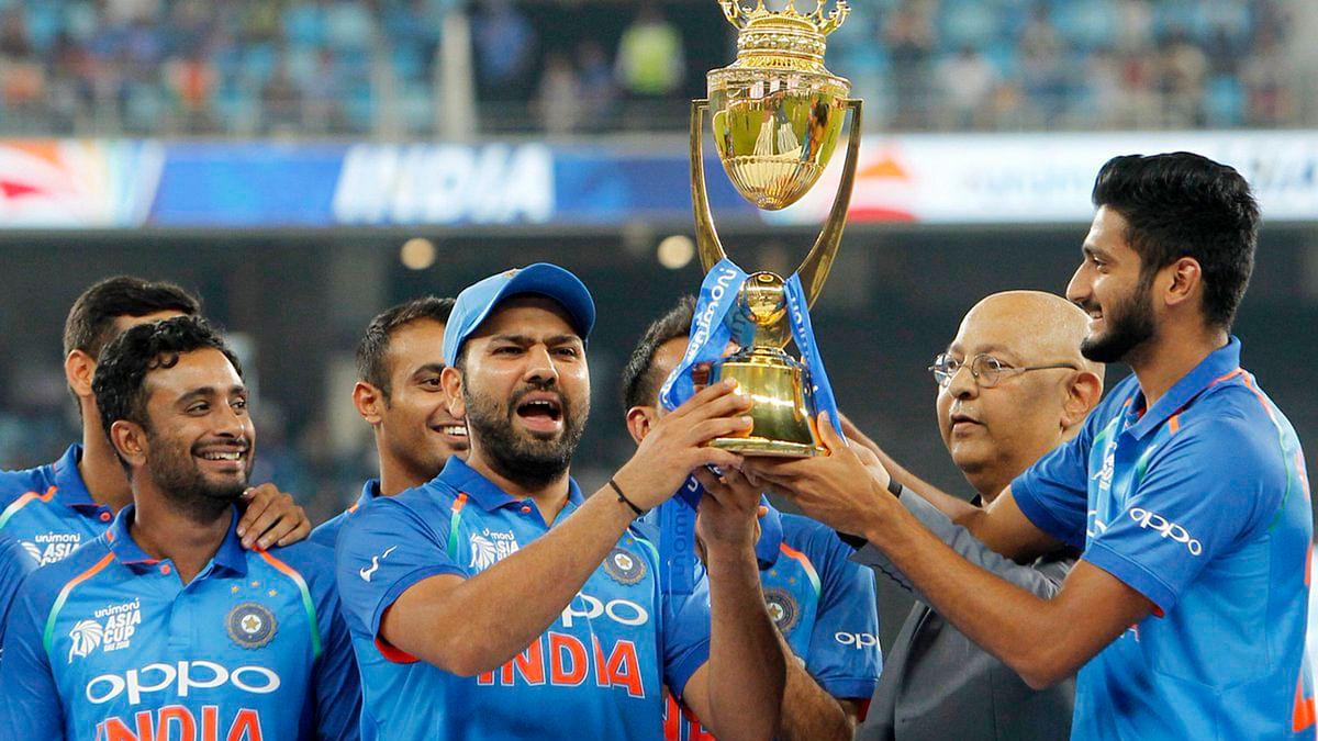ہندوستان نےآخری گیند پربنگلہ دیش کو ہرا کر ایشیا کپ جیتا