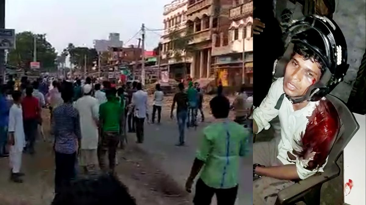 مشرقی چمپارن:  جے شری رام کہنے کے بعد بھی مسلم نوجوان کو نہیں چھوڑا، حالات کشیدہ