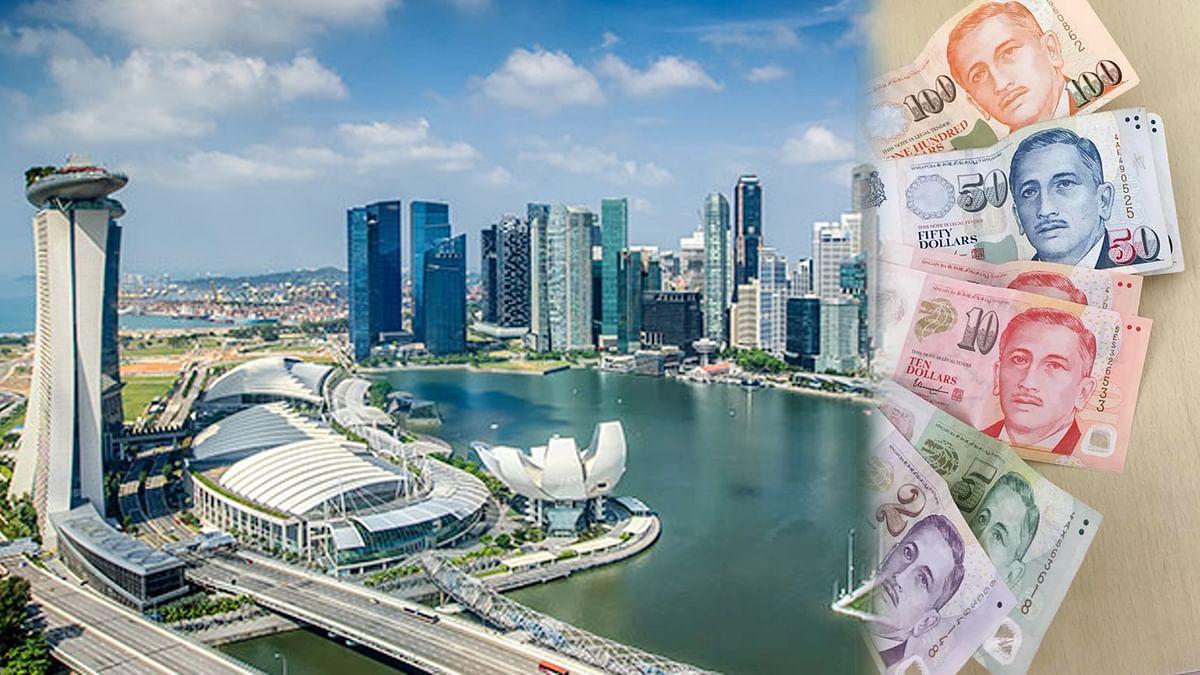 سنگاپوری ڈالر پر ایک مسلمان کی تصویر .. اکبر میو